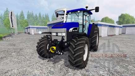 New Holland TM 190 [blue power] para Farming Simulator 2015