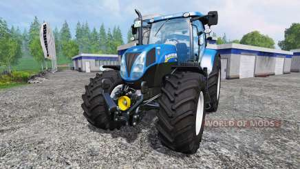 New Holland T7.210 v1.0.1 para Farming Simulator 2015
