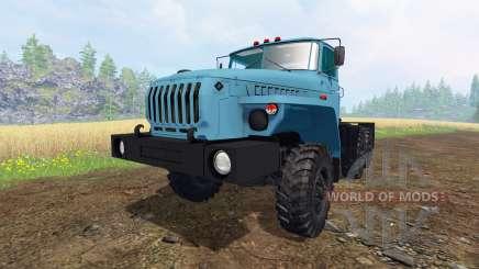 De los urales-4320-1921-60M v1.1 para Farming Simulator 2015