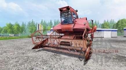SK-6 Kolos v1.1 para Farming Simulator 2015