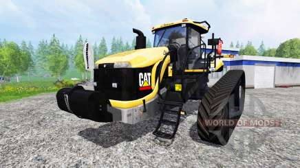 Caterpillar Challenger MT865B [Row Trac] v2.0 para Farming Simulator 2015