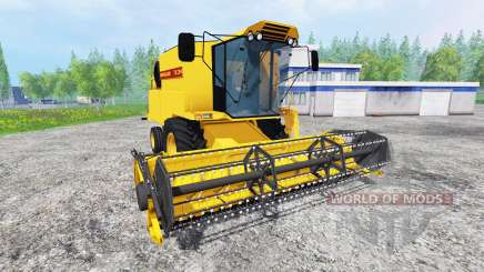 New Holland TX34 v0.1 para Farming Simulator 2015