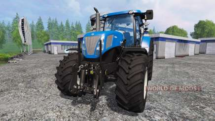 New Holland T7.310 BluePower para Farming Simulator 2015