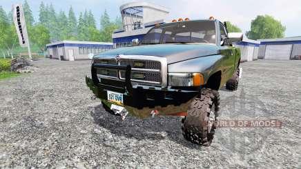 Dodge Ram 2500 para Farming Simulator 2015
