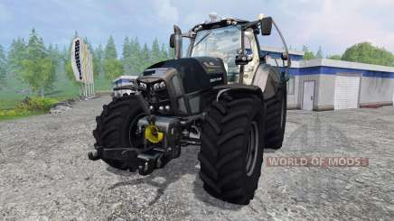 Deutz-Fahr Agrotron 7250 Warrior v4.1 para Farming Simulator 2015