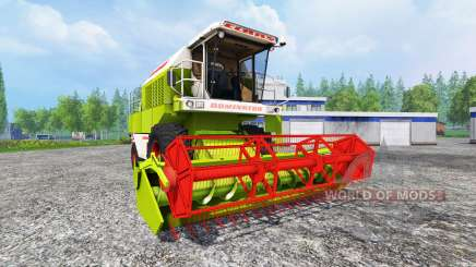 CLAAS Dominator 88S v1.1.1 para Farming Simulator 2015