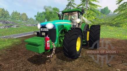 John Deere 8420 para Farming Simulator 2015