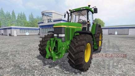 John Deere 7810 [washable] v2.0 para Farming Simulator 2015