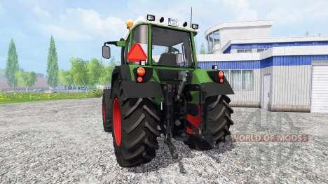 Fendt Farmer 307 Ci para Farming Simulator 2015