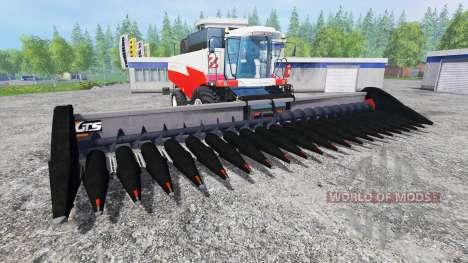 GTS X10 para Farming Simulator 2015