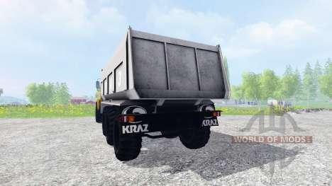 Kraz-7140С6 para Farming Simulator 2015