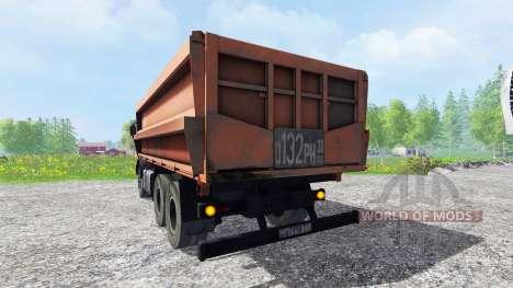 KamAZ 45280 para Farming Simulator 2015