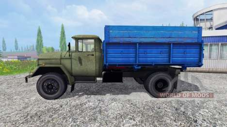 ZIL-131 2x2 para Farming Simulator 2015