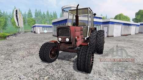 UMZ-6KM v2.0 para Farming Simulator 2015