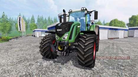 Fendt 927 Vario v1.2 para Farming Simulator 2015