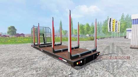 La plataforma de registro de ITRunner para Farming Simulator 2015