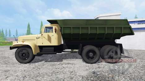 KrAZ-256Б v1.2 para Farming Simulator 2015