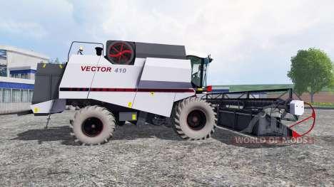 Vector 410 para Farming Simulator 2015