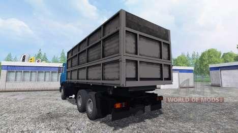 MAZ-630308 para Farming Simulator 2015