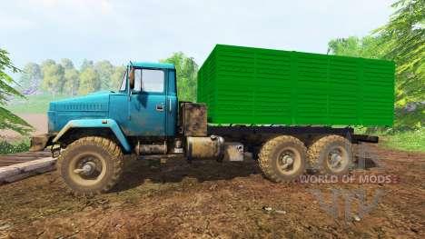 KrAZ-6322 v2.0 para Farming Simulator 2015