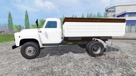 GAZ-53 v1.1 para Farming Simulator 2015