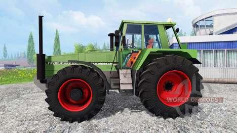 Fendt Favorit 622 LS para Farming Simulator 2015