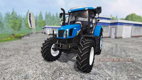 New Holland T6.120 v1.3 para Farming Simulator 2015