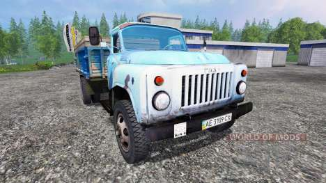 GAZ-53 v3.0 para Farming Simulator 2015