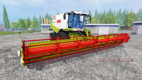 CLAAS Lexion 600 para Farming Simulator 2015