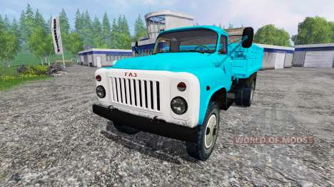 GAZ-53 v4.0.1 para Farming Simulator 2015