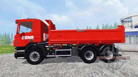 Scania P420 [dumper] para Farming Simulator 2015