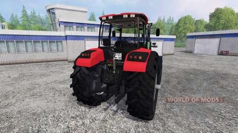 Bielorrusia-4522 para Farming Simulator 2015