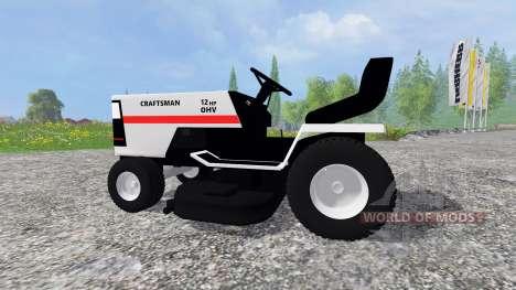 Craftsman II v2.0 para Farming Simulator 2015