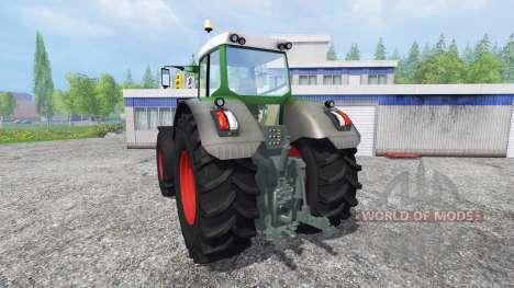 Fendt 936 Vario v1.5 para Farming Simulator 2015