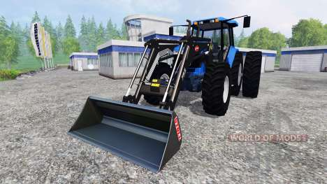 Ford 8970 FL para Farming Simulator 2015