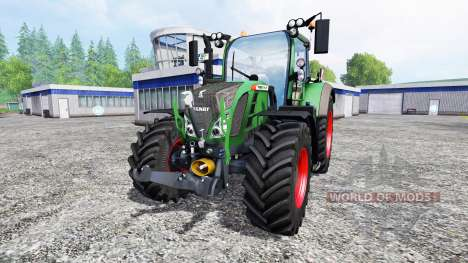 Fendt 714 Vario para Farming Simulator 2015
