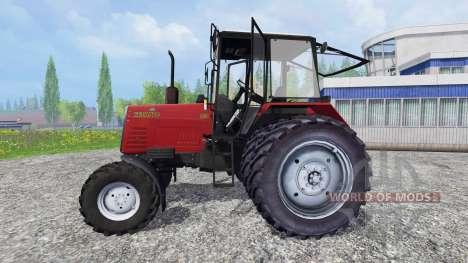 MTZ-Belarús 920 v2.0 para Farming Simulator 2015