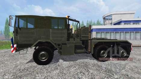 FAUN L 1212-45 VSA 6x6 para Farming Simulator 2015
