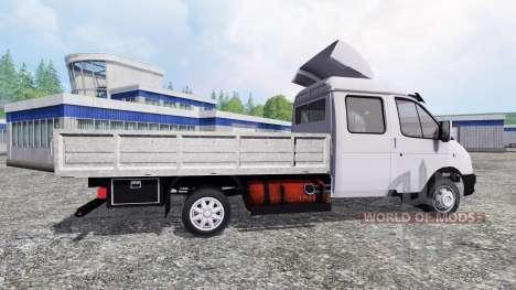 GAZ-3310 Valday v0.5 para Farming Simulator 2015