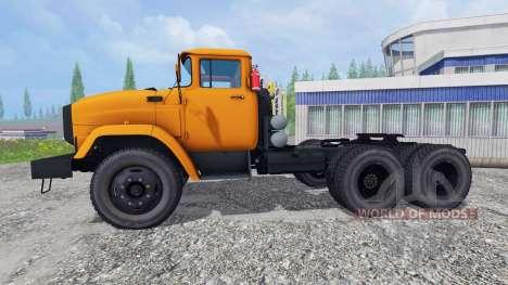 ZIL-Э133ВЯТ 1982 para Farming Simulator 2015