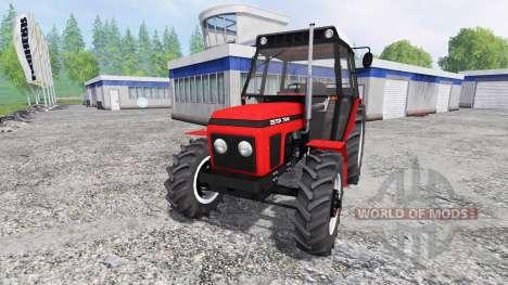 Zetor 7245 v2.0 para Farming Simulator 2015