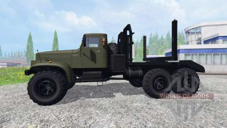 Kraz-255Л para Farming Simulator 2015
