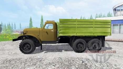 ZIL-157К para Farming Simulator 2015