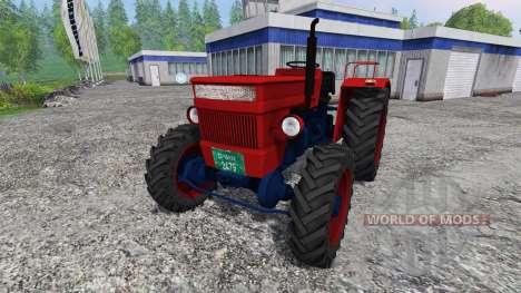 UTB Universal 445 DT para Farming Simulator 2015