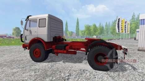 Mercedes-Benz NG 1632 para Farming Simulator 2015