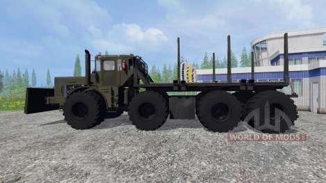 K-700A kirovec 8x8 para Farming Simulator 2015