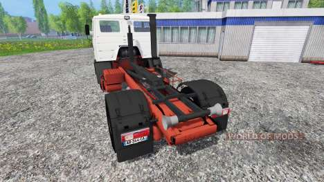 Renault G210 para Farming Simulator 2015