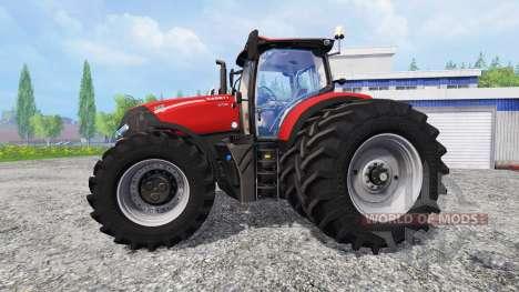 Case IH Optum CVX 300 v1.4.3 para Farming Simulator 2015