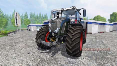 Fendt 936 Vario [pack] v2.3 para Farming Simulator 2015