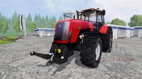Bielorrusia-4522 v1.4 para Farming Simulator 2015
